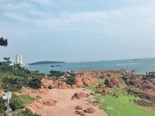 """""""【鲁迅公园】靠近海边的民房_鲁迅公园""""的评论图片"""