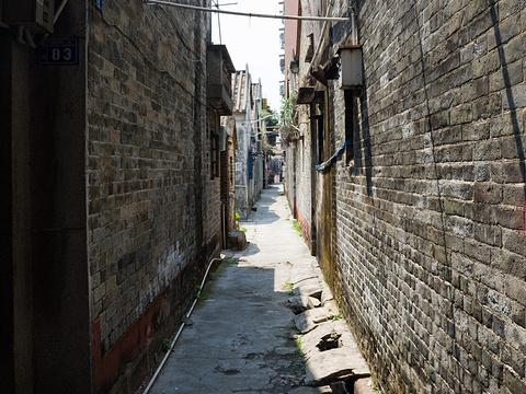 燕川社区公园旅游景点图片