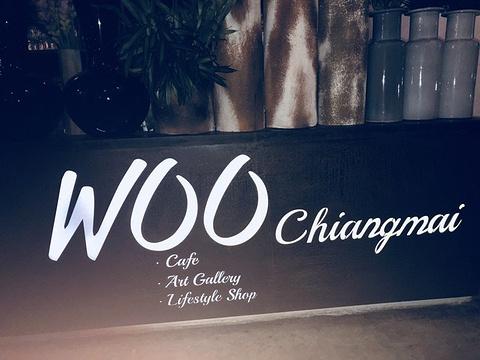 Woo Cafe & Art Gallery旅游景点攻略图