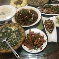苍山小李豆腐草鸡店(聚才路店)