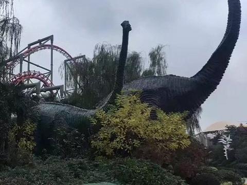 中华恐龙园旅游景点图片