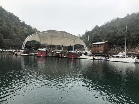 石燕湖旅游景点图片