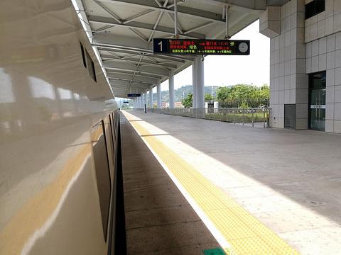 厦门北站旅游景点攻略图