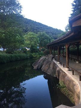 木兰天池休闲度假区旅游景点攻略图