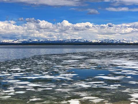 西拇指间歇泉盆地旅游景点图片