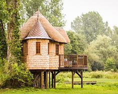 全国5个最梦幻的民宿小屋,一起睡进森林里,做一个浪漫的童话梦!