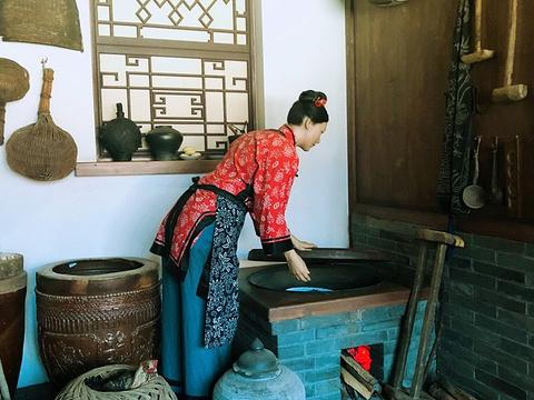 满族博物馆旅游景点图片