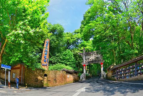 古窑民俗博览区旅游景点攻略图