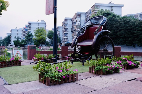 南塘老街的图片