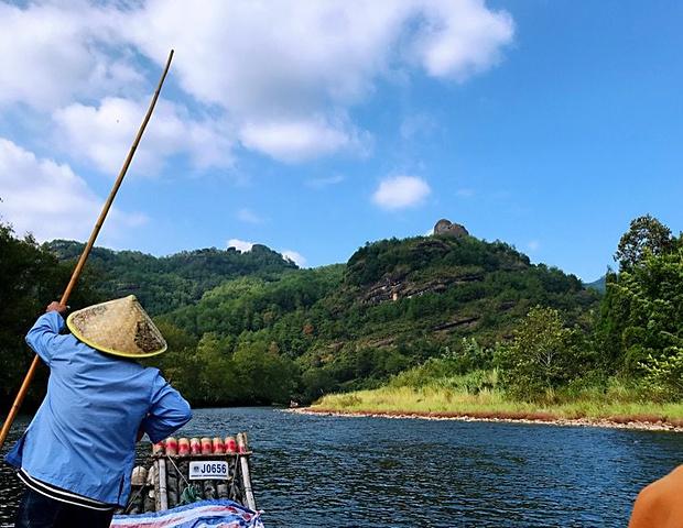 """""""我国唯一的360度旋转的实景演出_武夷山""""的评论图片"""