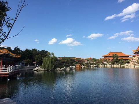 蓬莱水城旅游景点图片