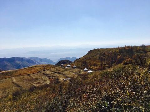 黄龙山庄旅游区