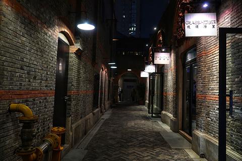 上海新天地南北里
