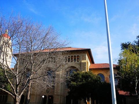 斯坦福大学旅游景点图片