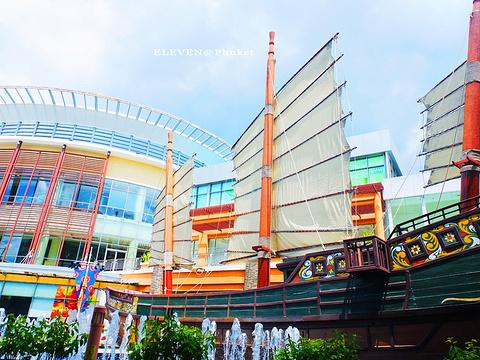普吉岛江西冷百货旅游景点图片