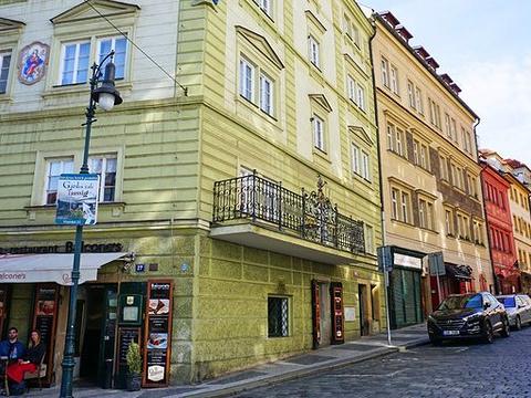 布拉格小城旅游景点图片