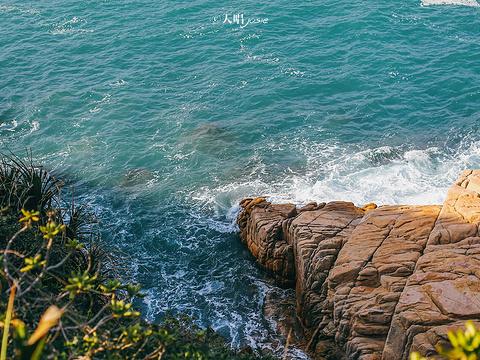 石澳后滩泳滩旅游景点图片