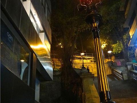 煤气灯街旅游景点图片