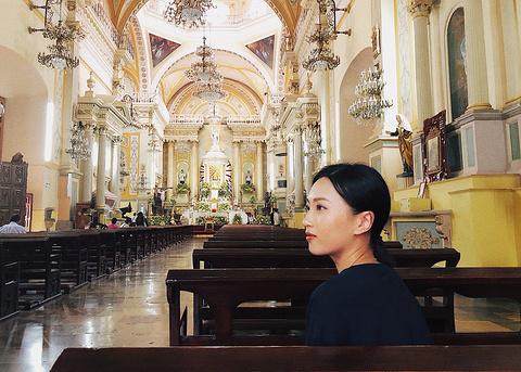瓜纳华托圣母大教堂旅游景点攻略图