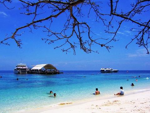达代海滩旅游景点图片