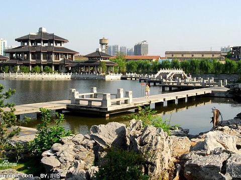 象湖公园旅游景点图片