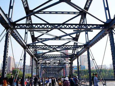 中山桥旅游景点图片