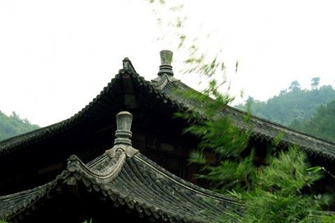 重阳宫风景区旅游景点攻略图