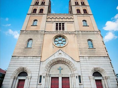 基督教堂旅游景点图片