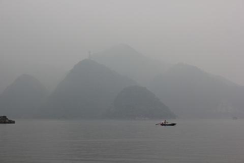 百花湖旅游景点攻略图