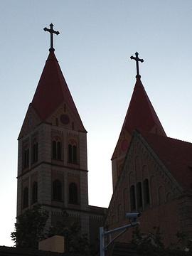 浙江路天主教堂旅游景点攻略图