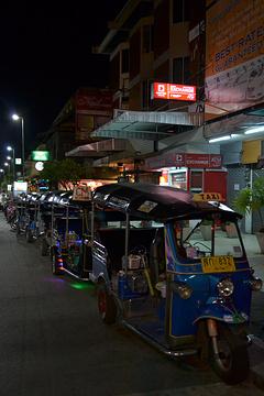清迈门夜市旅游景点攻略图