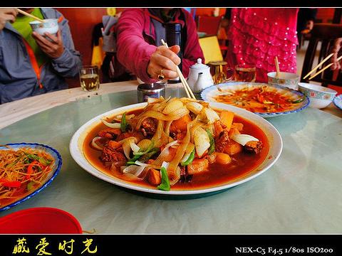 大盘鸡王餐厅旅游景点图片
