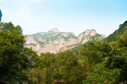 万仙山景区的图片