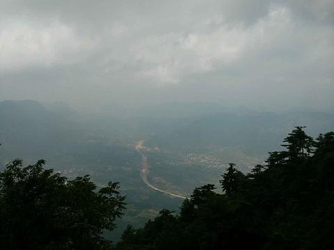 鸡峰山旅游景点图片