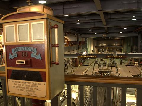 缆车博物馆旅游景点图片