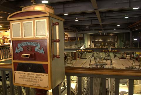 缆车博物馆旅游景点攻略图