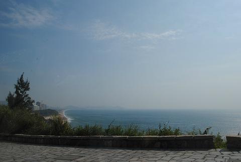 十里银滩旅游景点攻略图