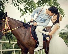 LOVE in 三亚——我的婚纱照之旅