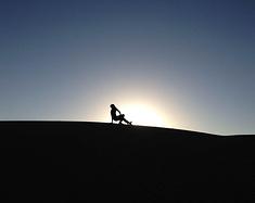 高小白的中国行——沙漠篇