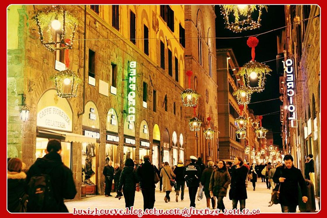 圣诞街拍——漫步两国四城