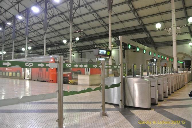 Rossio火车站图片