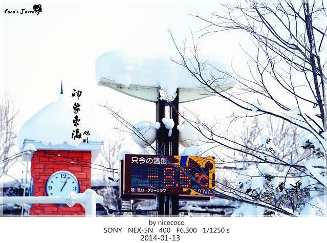 鲑鱼子和榻榻米:一个人的冬季日本慢慢走