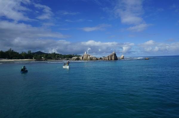 拉迪格岛图片