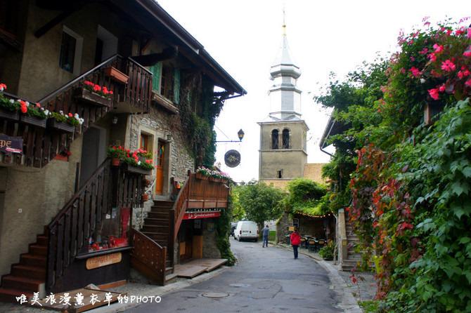 伊瓦尔小镇图片