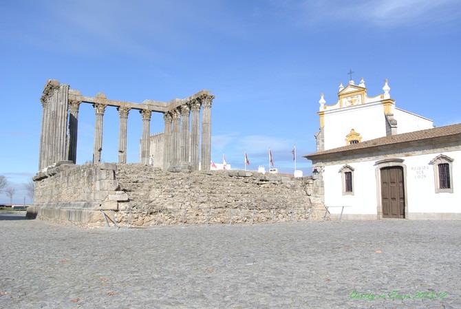 黛安娜神庙图片
