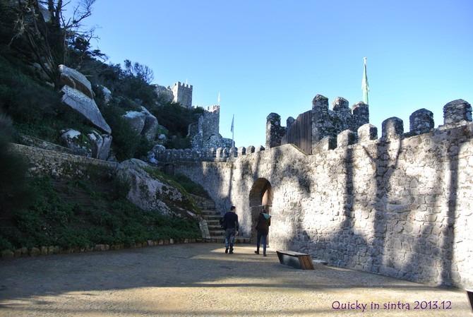 摩尔人城堡图片