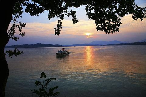 仙女湖旅游景点攻略图