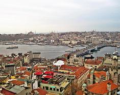 冬季到土耳其来看雨