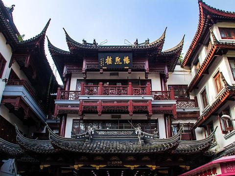 老城隍庙小吃广场(豫园路店)旅游景点图片