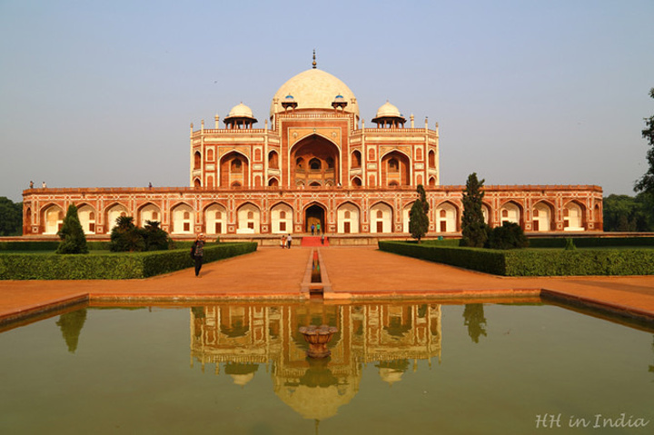 亚洲 印度首都 新德里市 - 西部落叶 - 《西部落叶》· 余文博客